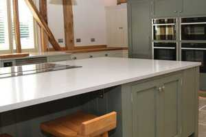 A kitchen designed by Unfitted Kitchens