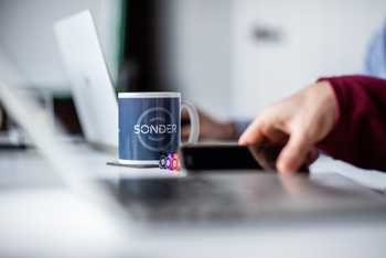 Meet for a coffee with Sonder