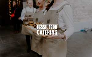 Website Design for Fossil Food Catering